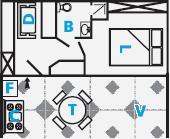Planimetria struttura