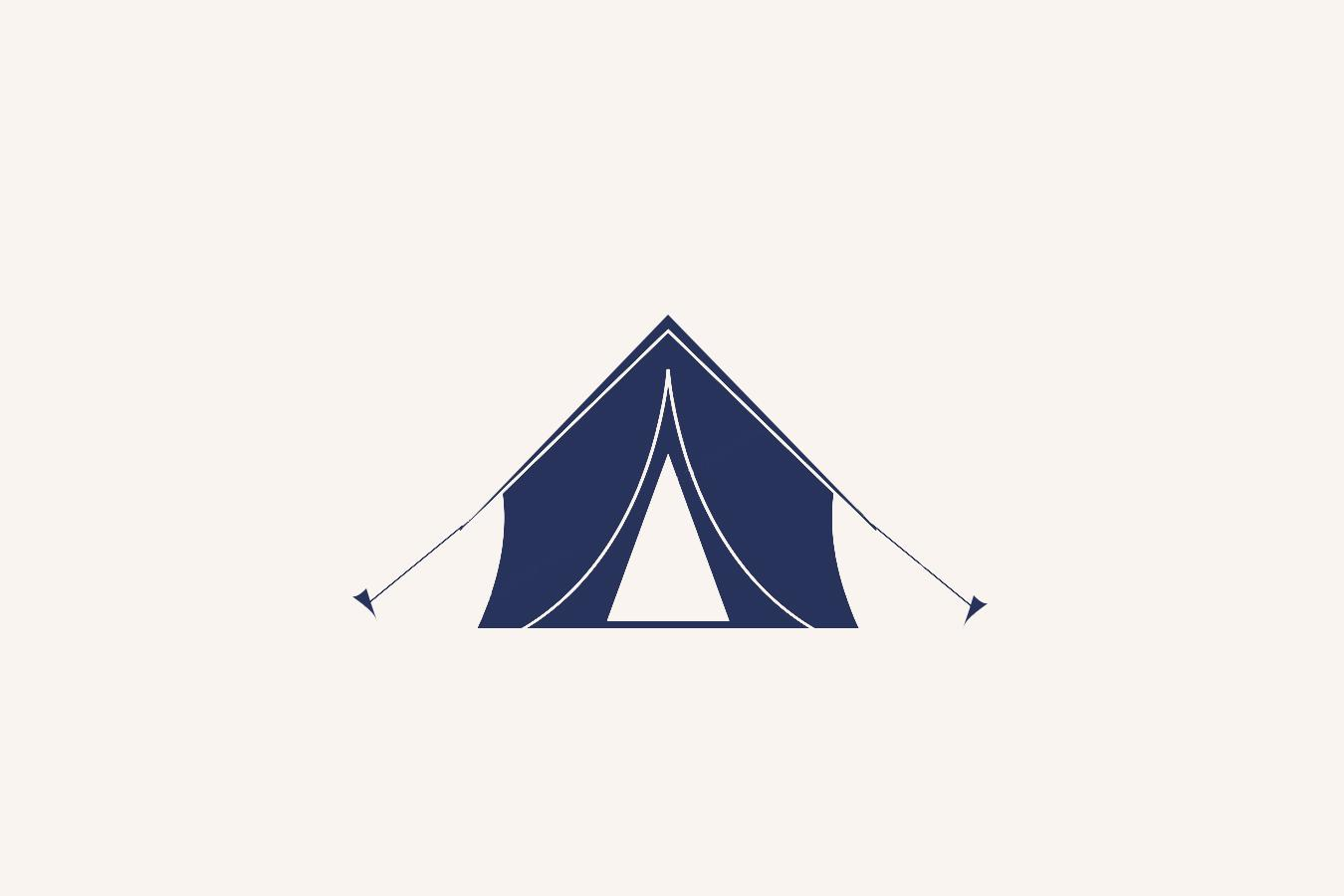 Big tent (one dimension >3,5 m)