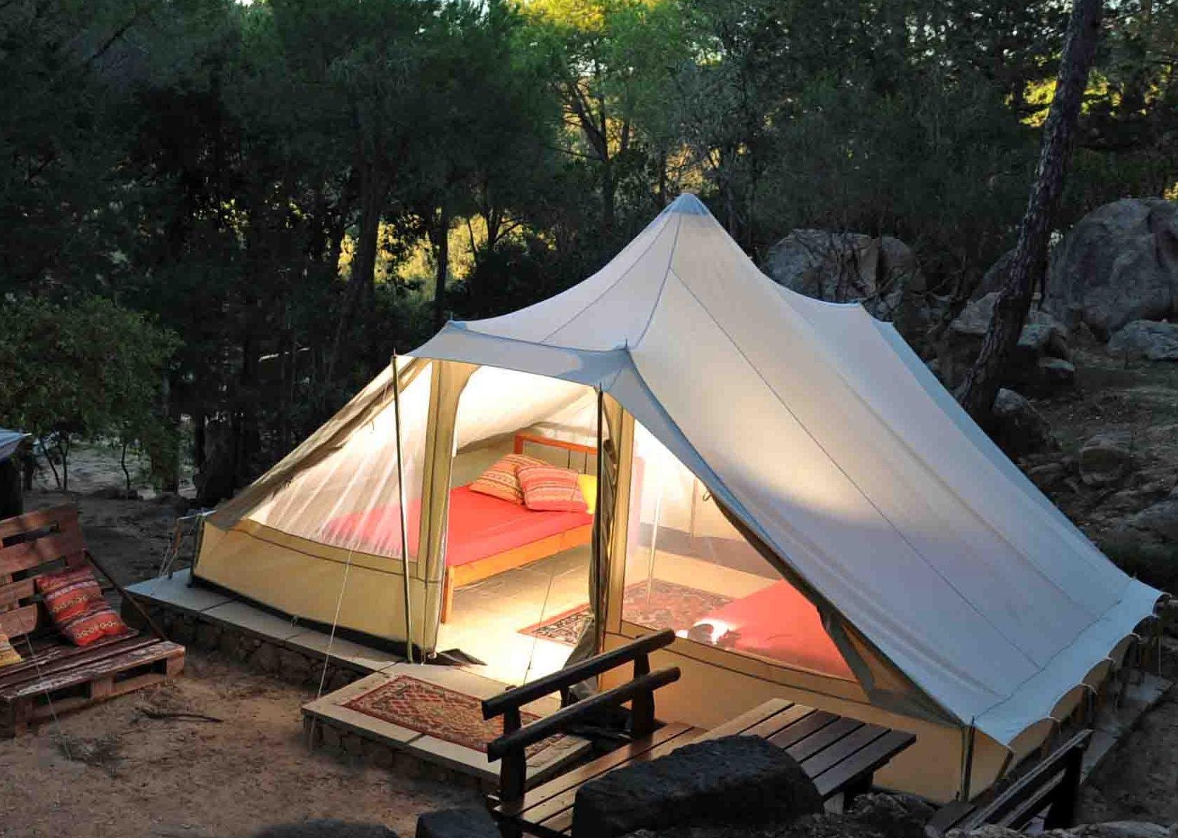 European Tent - 12sqm