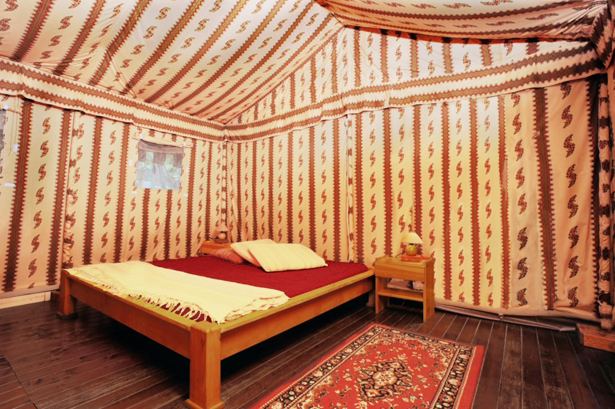 Suite Indian Tent - 18sqm (1 room)