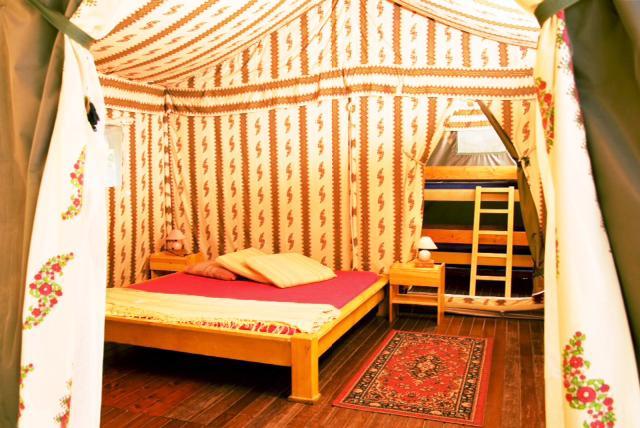 Superior Suite Indian Tent - 24 sqm (2 rooms)